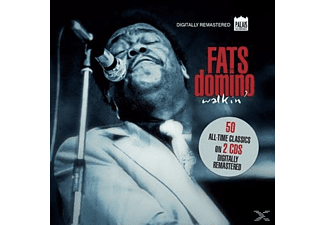 Fats Domino - Fats Domino Walkin' - (CD)