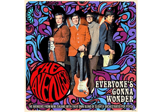 The Avengers - Everyone's Gonna Wonder-Complete Singles...Plus - (CD)