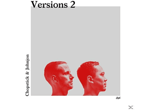 Johnjon & Chopstick - Versions 2 EP - (Vinyl)