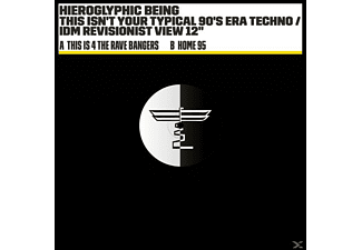 Hieroglyphic Being - This Isn't Your Typical 90's Era Techno/IDM... - (Vinyl)