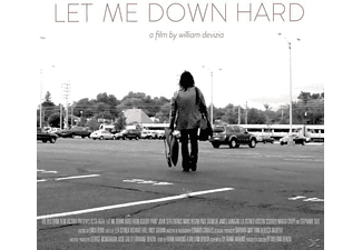 VARIOUS - Let Me Down Hard - (CD)