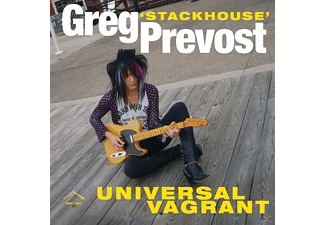 Greg  Stackhouse Prevost - Universal Vagrant - (CD)