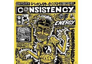 Viagra Boys - Consistence Of Energy - (Vinyl)