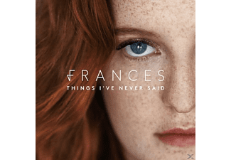 Frances - Things I've Never Said - (CD)