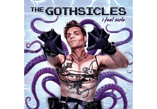 Gothsicles - I Feel Sicle - (CD)