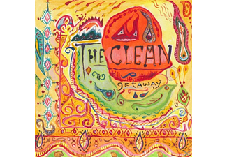 The Clean - Getaway (Reissue+Bonus CD) - (LP + Download)