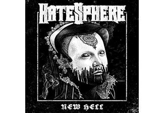 Hatesphere - New Hell (White) - (Vinyl)