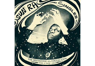 Sun Ra - Singles:Definitive 45s Collection 1952-1991 - (CD)