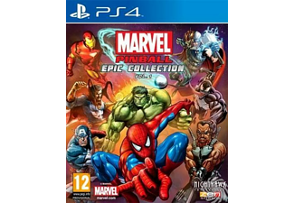 Marvel Pinball | PlayStation 4