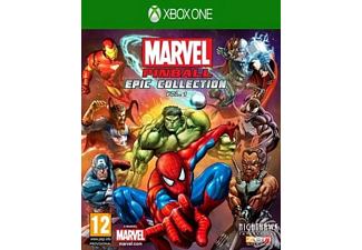 Marvel Pinball | Xbox One