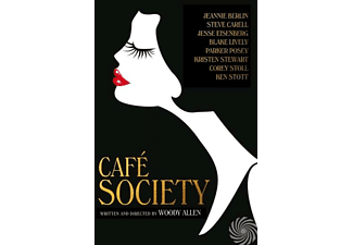 Cafe Society | DVD