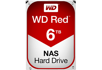 WD Red™ BULK, , 6 TB, 3.5 Zoll