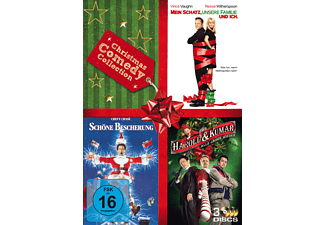 X-Mas Comedy Collection - (DVD)