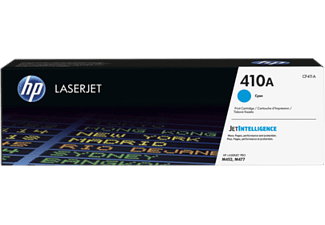 HP Toner Cartridge LaserJet 410A Cyan - (CF411A)
