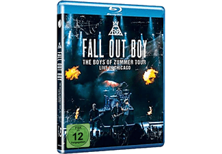 Fall Out Boy - Boyz of Summer - Live in Chicago (Díszdobozos kiadvány (Box set))