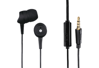 HAMA In-Ear Headset Basic Black - (137435)