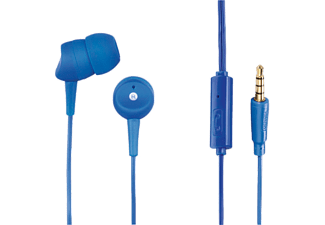 HAMA In-Ear Headset Basic Blue - (137437)