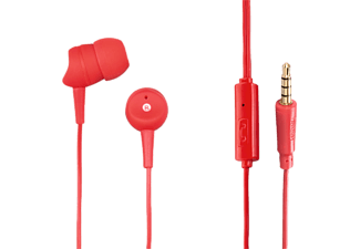 HAMA In-Ear Headset Basic Red - (137438)
