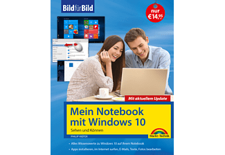 Mein Notebook mit Windows 10