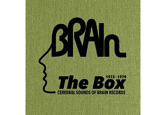 VARIOUS - Cerebral Sounds Of Brain Records 1972-1979 (LTD) - (CD)