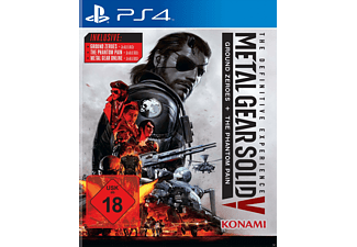 Metal Gear Solid 5 - The Definitive Edition - PlayStation 4