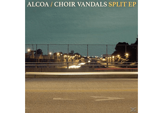Alcoa, Choir Vandals - Split EP - (Vinyl)