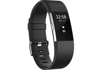 FITBIT Charge 2 Large - Svart