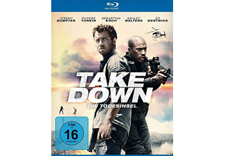Take Down - Die Todesinsel [Blu-ray]