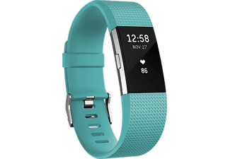 FITBIT Charge 2 Small - Turkos