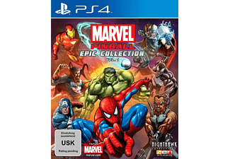Marvel Pinball EPIC Collection: Volume 1 - PlayStation 4