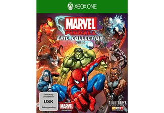 Marvel Pinball EPIC Collection: Volume 1 - Xbox One