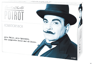 Poirot - Komplette Serie (Collectors Box) [DVD]