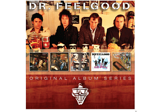 Dr. Feelgood - Original Album Series [CD]