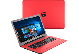 HP 17-Y001NV A6-7310/6GB/1TB/AMD R5 M430 2GB Red - (F1W98EA)