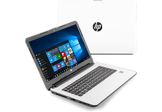 HP Pavilion 14-AM005NV Intel N3060 / 4GB / 500GB White - (X5D30EA)