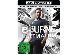 Das Bourne Ultimatum - (4K Ultra HD Blu-ray + Blu-ray)