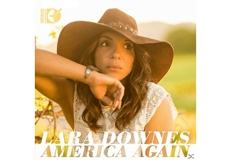 Lara Downes - America Again - (CD)