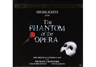 VARIOUS - Highlights From The Phantom Of The Opera-K2HD CD - (CD)