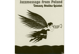 Tomasz Quintet Stanko - Jazzmessage From Poland (CD) - (CD)