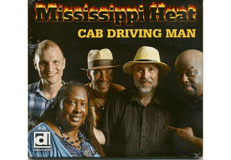 Mississippi Heat - Cab Driving Man (CD) - (CD)