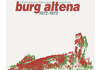 VARIOUS - Burg Altena 1972-1973  (8-CD) - (CD)