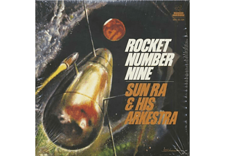 Sun Ra - Rocket Number Nine (LP,10inch) - (Vinyl)
