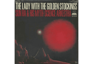 Sun Ra - Lady With The Golden Stockings (LP,10inch) - (Vinyl)