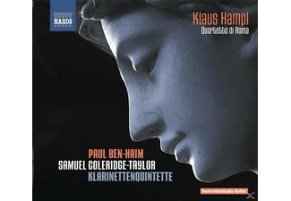 Klaus/quartetto Di Romano Hampl - Klarinettenquintette - (CD)