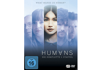 Humans - Staffel 1 - (DVD)