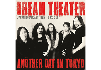 Dream Theater - Another Day In Tokyo Japan Broadcast 1995 (Live) - (CD)