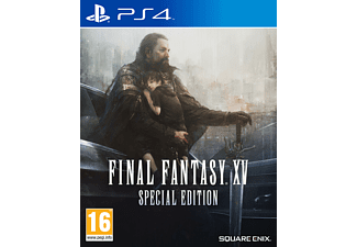 Final Fantasy XV exklusive Day One Edition Steelbook Edition Rollenspiel PlayStation 4