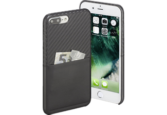Carbon Backcover Apple iPhone 7 Plus Carbon-PU Anthrazit