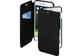 HAMA Ricardo, Apple, Bookcover, iPhone 7 Plus, Leder (Obermaterial), Schwarz