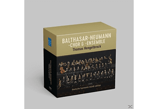 Freiburger Barockorchester, Balthasar Neumann-chor & Ensemble - Thomas Hengelbrock Edition - (CD)